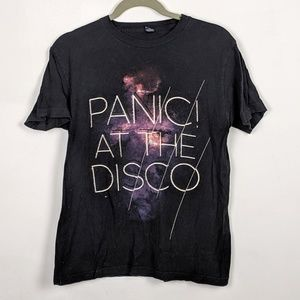 07575eb3 Hot Topic Panic at the Disco T-Shirt Men's Med